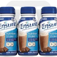 1 Thùng 30 chai sữa Ensure dạng nước 237ml