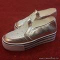 Giày bánh mì ánh kim - G036