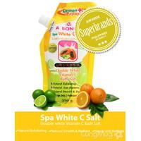 Muối dưỡng da và tẩy tế bào chết ABonne SPA White C Salt 350g