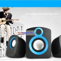 Loa Multimedia 2.1 USB nghe nhạc cực chất - Giá rẻ nhất thị trường