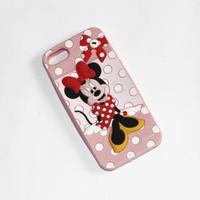 NK 0606 - Case silicon Minnie nổi
