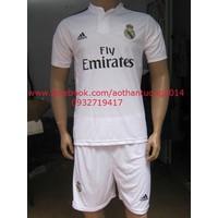 Bộ quần áo Real Madrid mùa giải mới