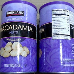Hạt Macadamia Nuts Kirkland Signature