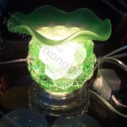Đèn xông tinh dầu thủy tinh khử mùi