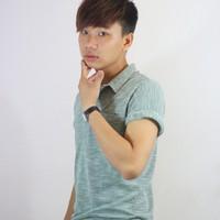 Áo thun body màu xanh lá T30