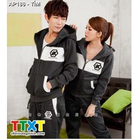 Quần áo cặp tình nhân - Mã: AP186 - TÍM