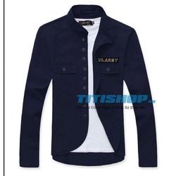 Aó khoác Nam Gỉa vest  phong cách Hàn US.ARMY STYLE 2014