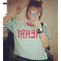áo thun crop top heray Mã: AX1991