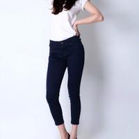 Quần jeans ngố nữ 527W