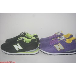 Giày nữ da, thể thao, giày nữ xịn cực xinh cực chất GNAD71