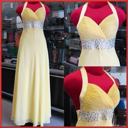 Đầm dạ hội dài