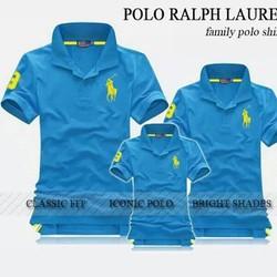 Susu_Bộ Combo 3 áo gia đình cực đẹp xanh da