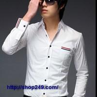 Có Size Lớn_Áo Sơ Mi Nam Hàn Quốc TD_86