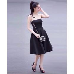 Đầm cúp ngực Ngọc Trinh