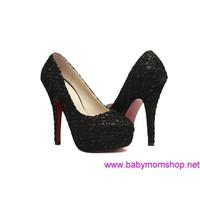 Giày cao gót hàng hiệu 247 chất sành điệu GCG50