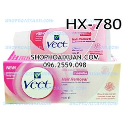 Kem tẩy lông Veet - HX780