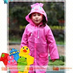 Áo mưa trẻ em Linda xuất Nhật - cho bé trai - bé gái
