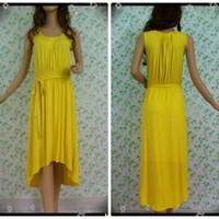 Đầm Maxi Cột Nơ