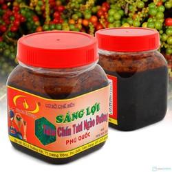 Tiêu chín tươi ngào đường - Đặc sản Phú Quốc