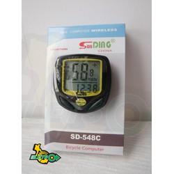 Đồng hồ không dây Sunding SD-548