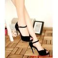 Giày cao gót nữ Việt Nam Xuất Khẩu siu đẹp,bảo hành 1 năm GCN5
