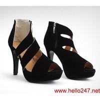 Giày cao gót nữ Việt Nam Xuất Khẩu siu đẹp,bảo hành 1 năm GCN7