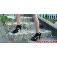 Giày cao gót nữ Việt Nam Xuất Khẩu siu đẹp,bảo hành 1 năm GCN3