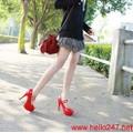 Giày cao gót nữ Việt Nam Xuất Khẩu siu đẹp,bảo hành 1 năm GCN11
