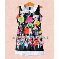 Đầm thời trang cao cấp010714-3