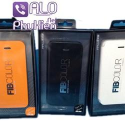 Bao da Iphone 5 5s hiệu FIB