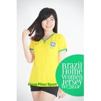 Bộ quần áo tuyển Brazil World cup 2014