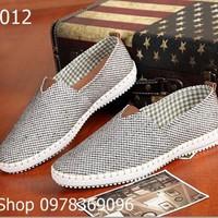 Giày vải G012