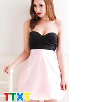 Đầm bí cúp ngực dự tiệc Mã: DA2867