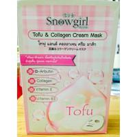 Mặt nạ trắng da tofu Snow girl