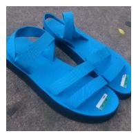 Giày sandals xốp 2 quai ngang