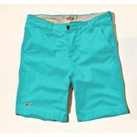 CủCải.HomeDecor - Quần short kaki Hollister  2014 - Màu xanh ngọc
