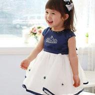 Đầm cho công chúa nhỏ