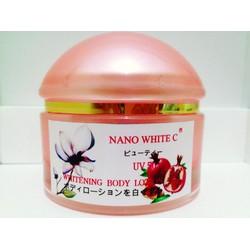 Kem Siêu Trắng Nano White C