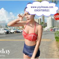 BiKiNi Cúp Ngực Váy Đuôi Cá YY058- YiYi House