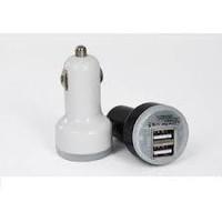 SẠC XE HƠI 2 CỔNG USB 1A,2A