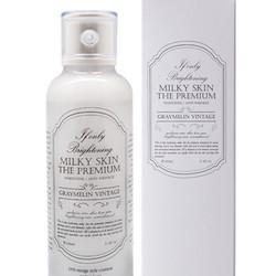 Kem dưỡng trắng Milky Skin The Premium