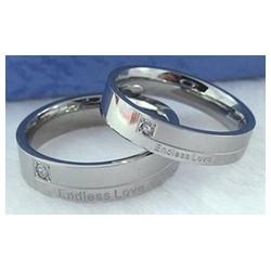 Nhẫn đôi inox cao cấp giá rẻ