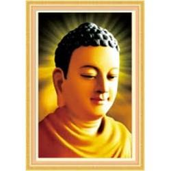 Tranh Chữ Thập Đức Phật 3