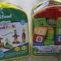 Bộ đồ chơi khối vuông sáng tạo cho bé