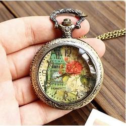 Đồng hồ quả quýt Màu Big Ben