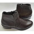 Giày boots da 1DK