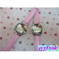 Đồng hồ Hello Kitty cực xinh