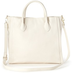 Túi Xách Sophisticate Faux Leather Tote Forever 21