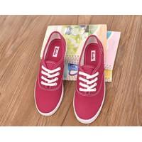 Giày KEDS đỏ trơn cực xinh