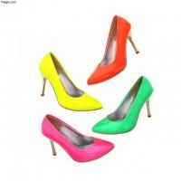 Giày cao gót nhiều màu TYG013 - YIYI HOUSE